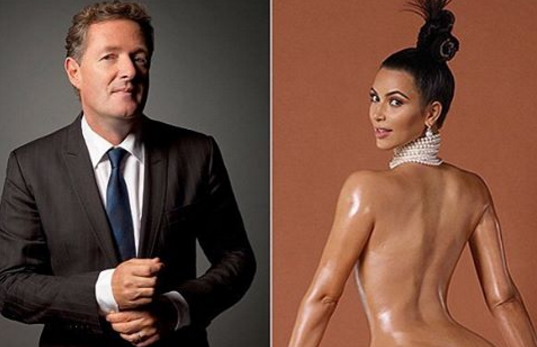 Kim Kardashian...the only difference is Kimgets paid- OAP Freeze