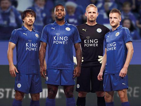 Áo đấu của câu lạc bộ Leicester