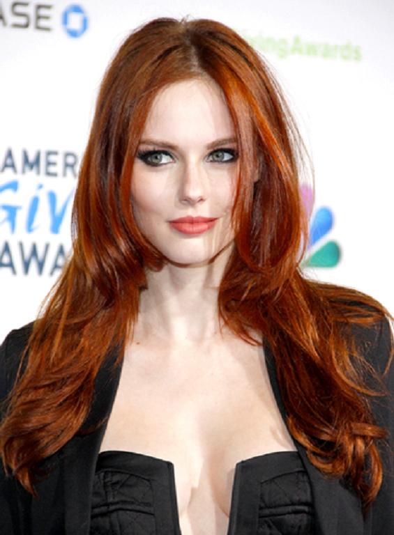 25 Cortes De Pelo Rojo Lindo Para Mujeres Peinados