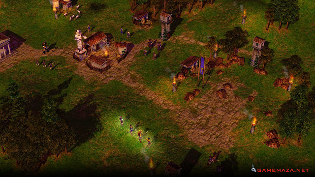 Age of Mythology Gameplay Screenshot 1