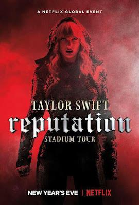 Taylor Swift: Reputation Stadium Tour Poster