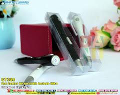 Pen Senter Hitam-Putih Include Mika