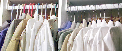 Does It Not Look As Nice As The Promotional Pictures Youu0027ve Seen? Whatu0027s  The Difference? The Right Hangers Can Give Your Closet A ...