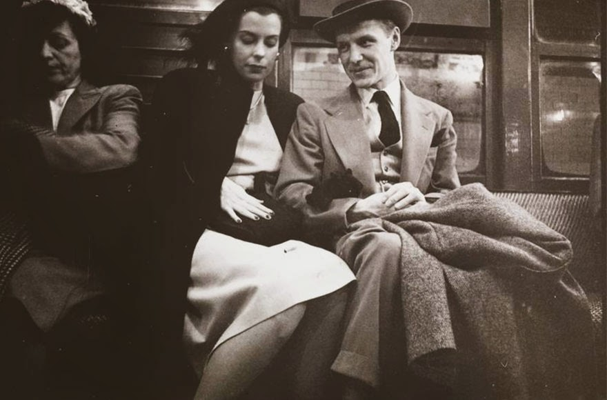new york subway 1946 photography stanley kubrick-5