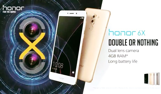 Huawei Honor 6X-FB