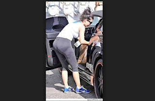 Kim Kardashian Cellulite Tips