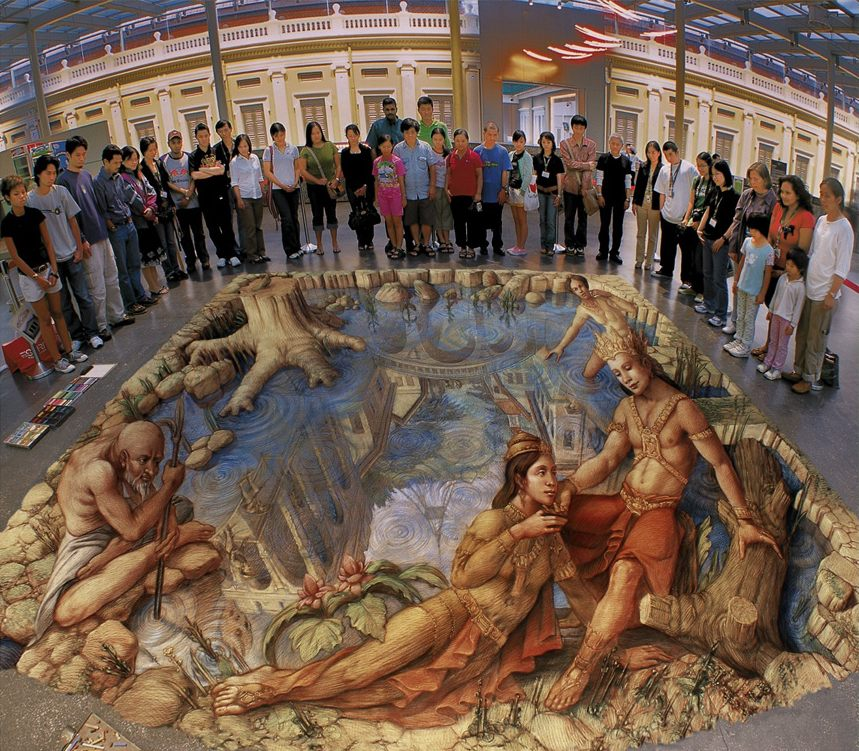 21-Iskandar-Kurt-Wenner-3D-Street-Pavement-Art-Painting-www-designstack-co