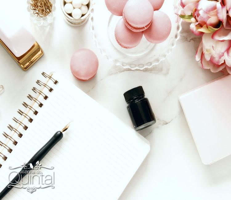 Blogagem Coletiva #52 Semanas de Gratidão na Cozinha do Quintal