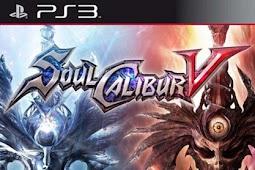 Soulcalibur V PKG PS3 HAN