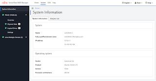 Masa's blog: Setting up JBOD with Fujitsu D2607 RAID Card on