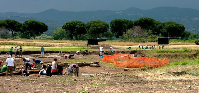 Readers can virtually explore Italian archaeology dig in new online publication