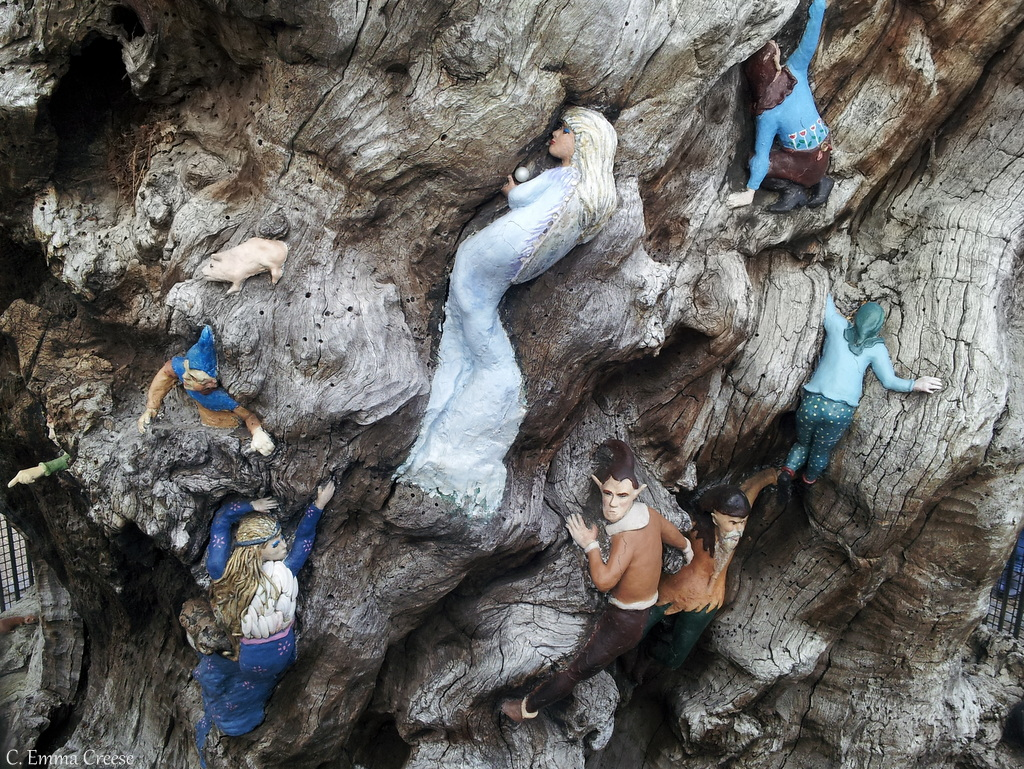 The Elfin Oak A London Oddity London Living Adventures