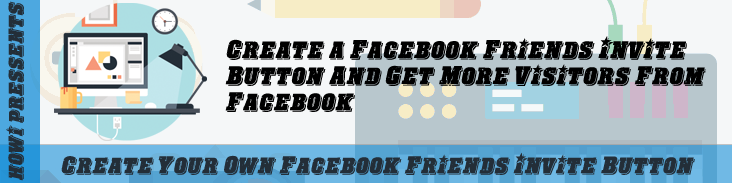 Create Your Own Facebook Friends Button For Your Website