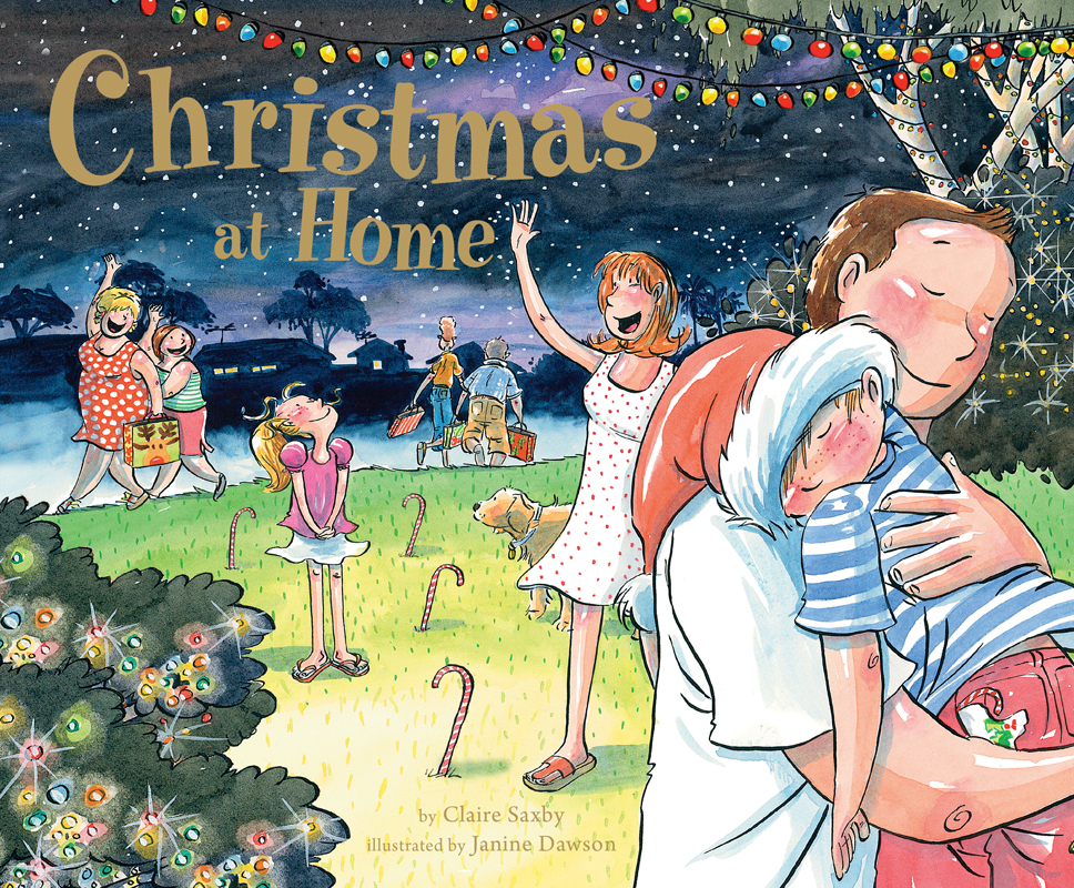 Kids' Book Review Review Christmas At Home