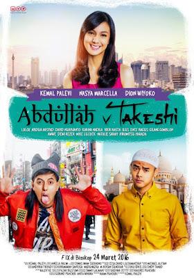 Abdullah & Takeshi Poster