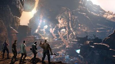 تجربة العبة مجموعة محاربين وأساسين على سطح المريخ The Technomancer