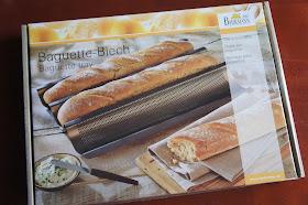 ein glutenfreier blog rezept glutenfreies baguette selber backen. Black Bedroom Furniture Sets. Home Design Ideas