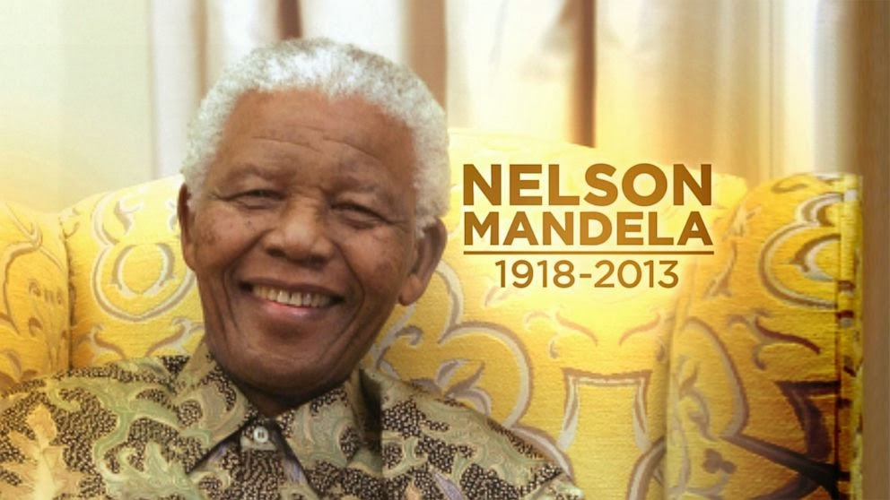 Essays on Life of Nelson Mandela