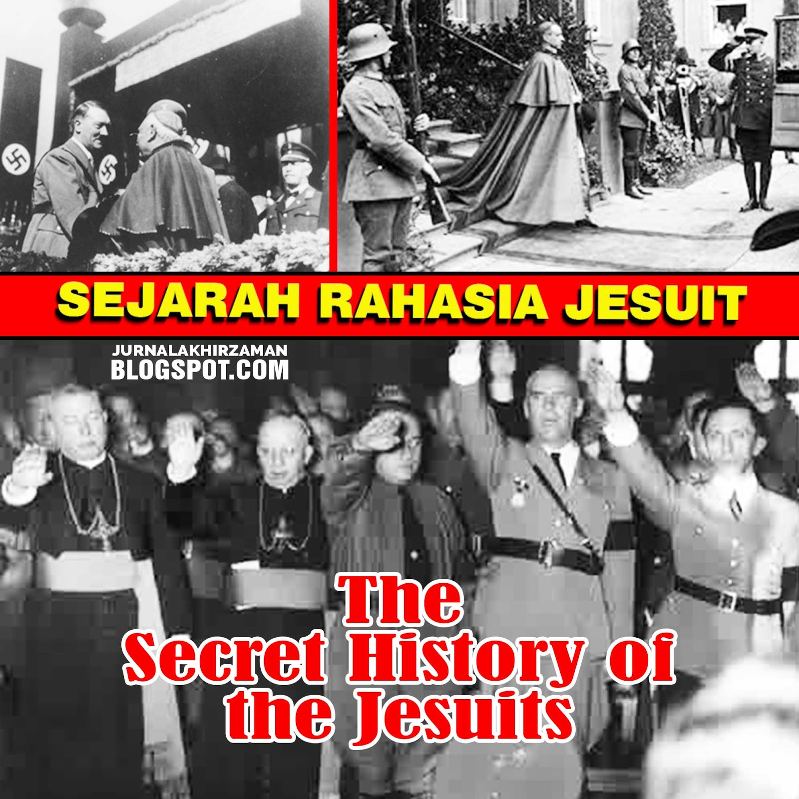 The Secret History Of Jesuits