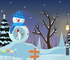Games4Escape Little Snowman Rescue Walkthrough