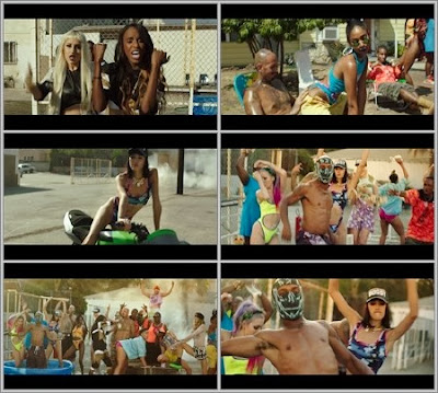 Angel Haze  Echelon (It's My Way) 2013 HD 1080p Free Download