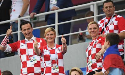 بالصور:تعرف على أبرز تفاصيل حياة رئيسة كرواتيا الحسناء التي أبهرت العالم