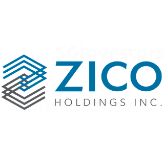 ZICO HOLDINGS INC. (40W.SI) @ SG investors.io