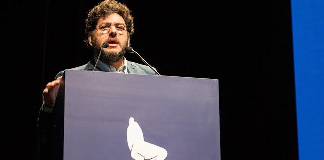 Avelluto no pega una: abucheado en la inauguración del Festival de Cine de Mar del Plata