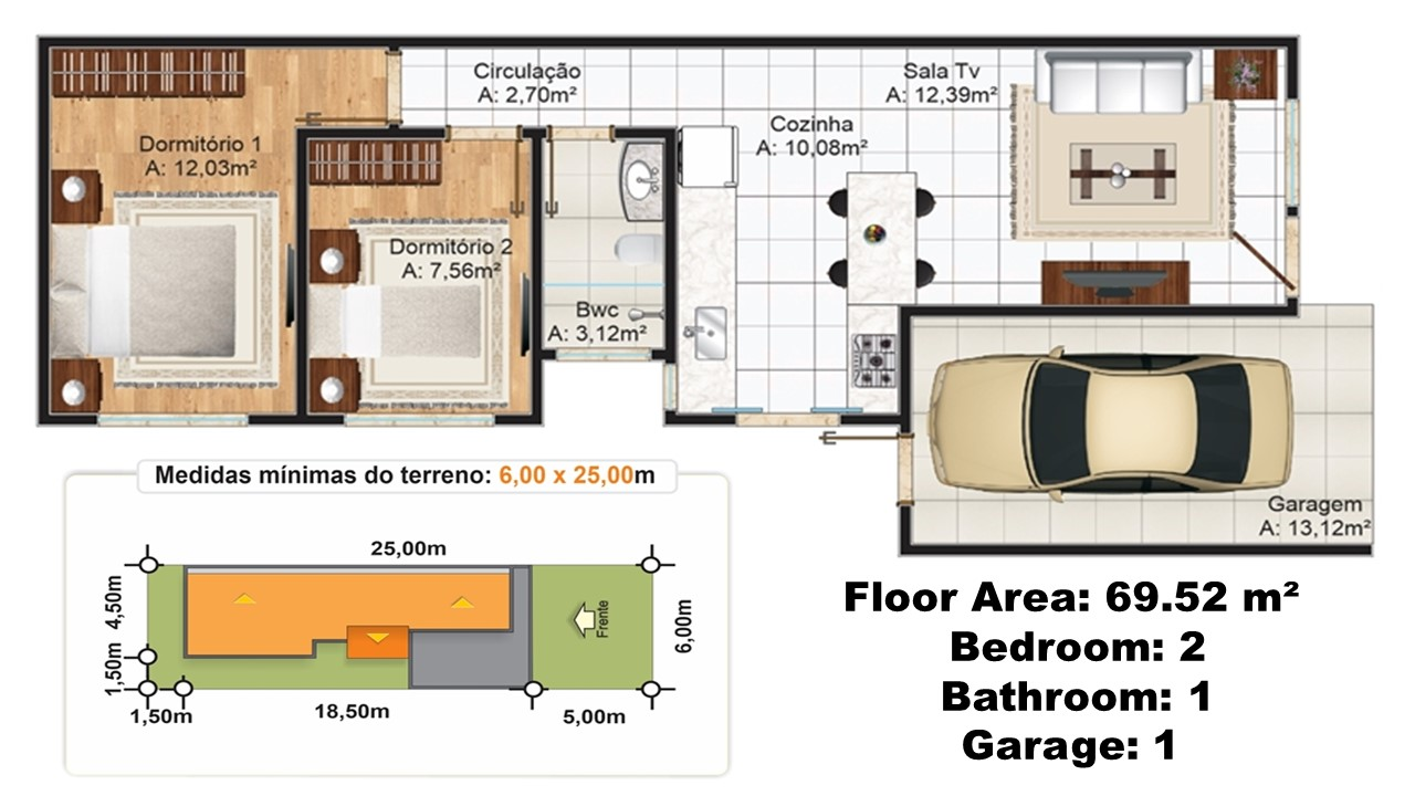 50sqm To 70 Sqm Small House With Floor Plans And Lay Out Design Trending House Ofw Info S