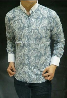 Batik Kerja Pria
