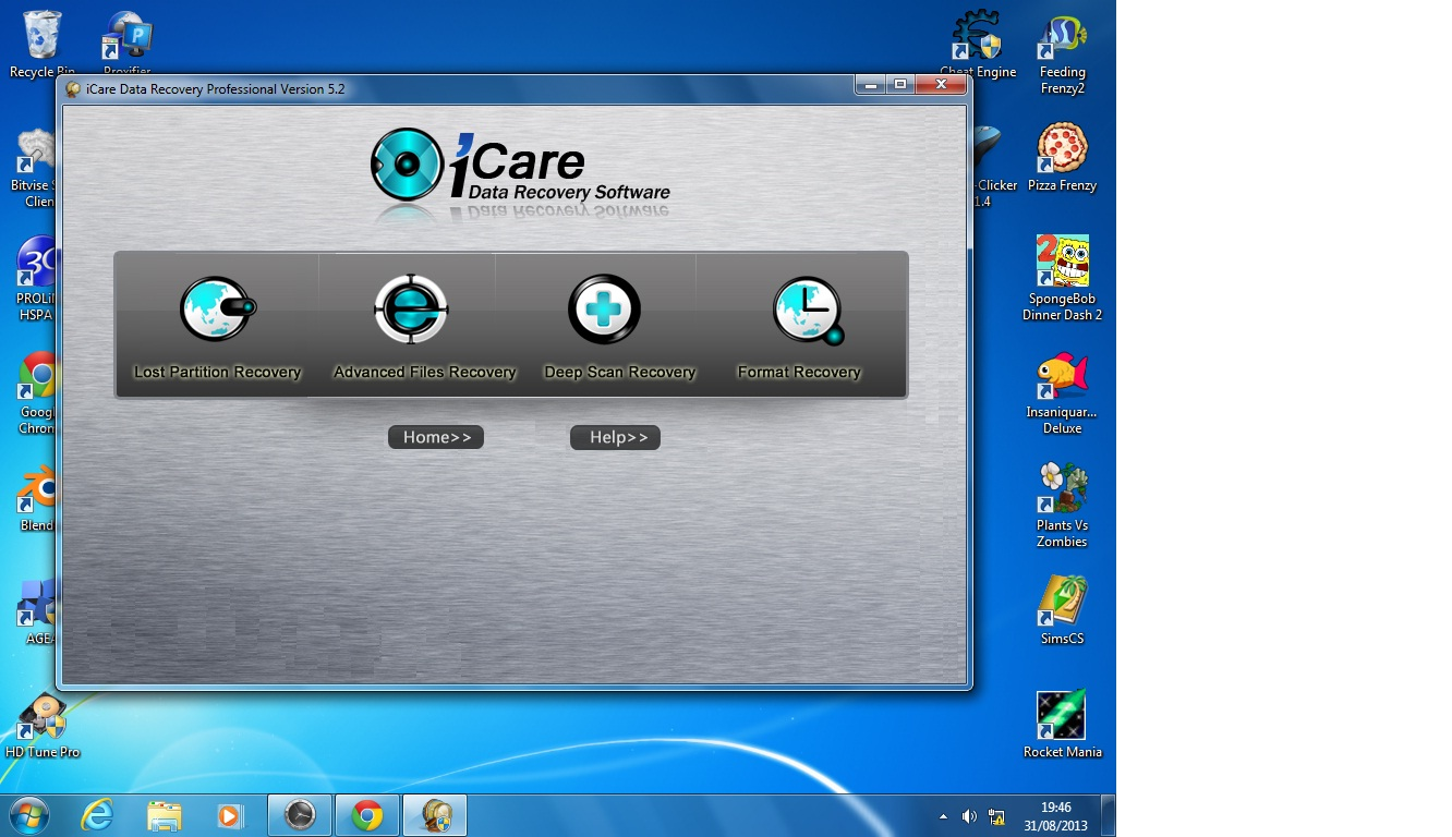 Icare data recovery 5.1