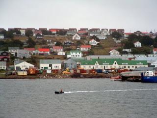De viajeros por las Islas Malvinas o Falkland Islands 14