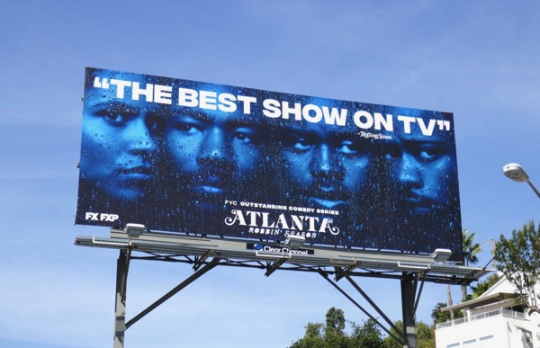 Atlanta 2018 Emmy consideration billboard