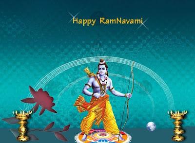 Ram Navami Whatsapp Image