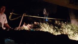 Capturan a taxista arrojando cadáver de mujer en Coatzacoalcos Veracruz