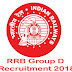 RRB Group D Hall Ticket, key paper, Results