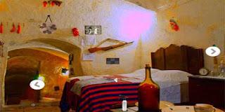 Matera Casa Grotta di Vico Solitario Escape Solución