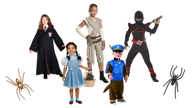 Spooktacular Costumes for Halloween on Amazon.ca