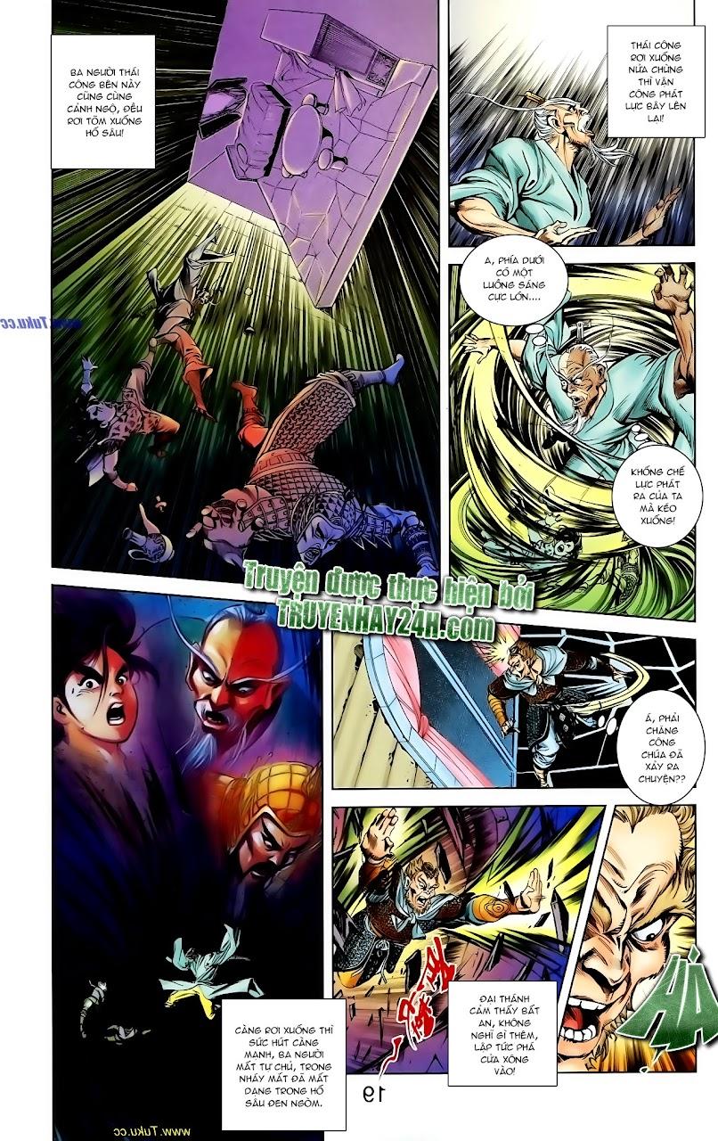 Cơ Phát Khai Chu Bản chapter 112 trang 27