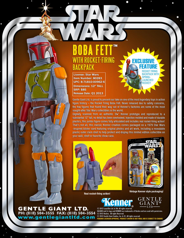 Nerd Rant: Gentle Giant's Jumbo Star Wars Action Figures ...
