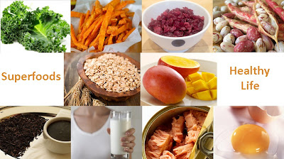 Cheap Superfoods for Healthy Life