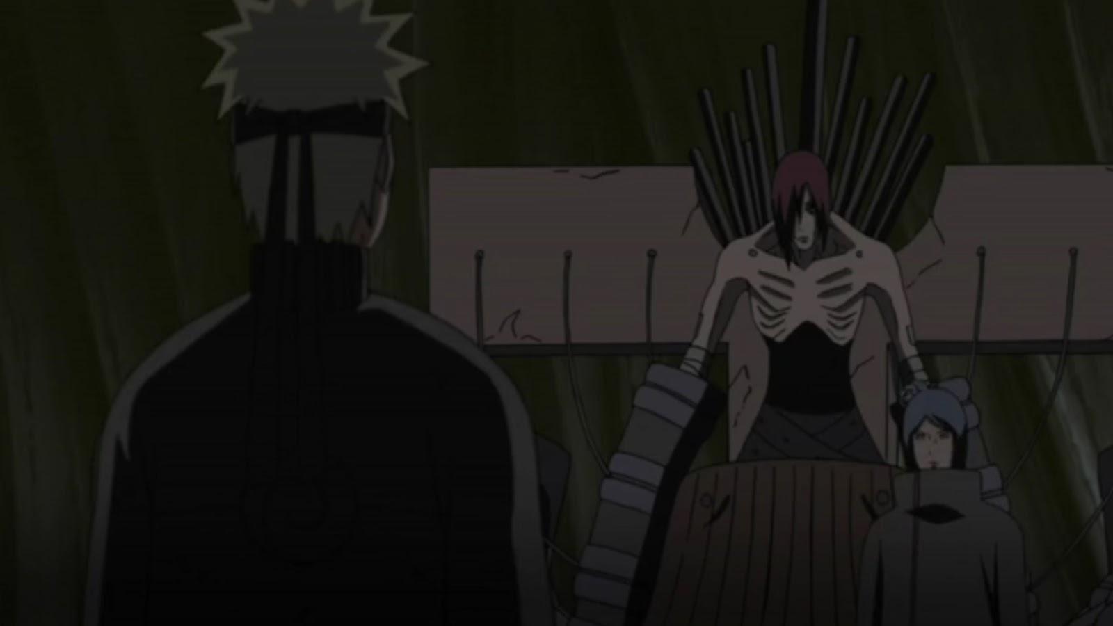Naruto Shippuden: Episódio 172 – Encontro