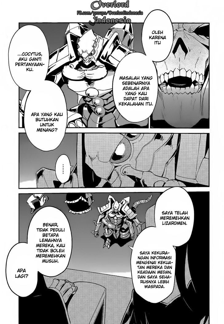 Manga Overlord chapter 22 Bahasa Indonesia