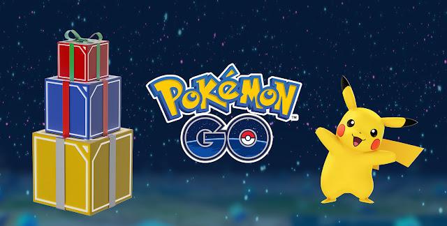 Eventos de fin de año en Pokémon GO