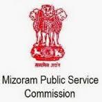 Mizoram PSC Jobs