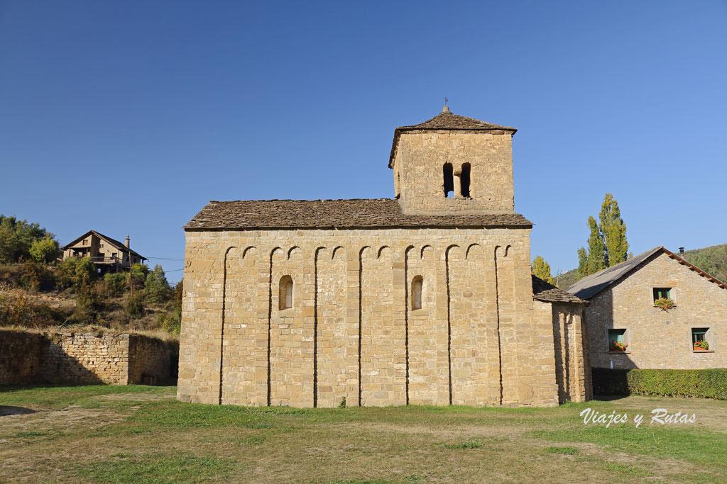 Iglesia de de San Caprasio de Santa Cruz de la Serós, Huesca