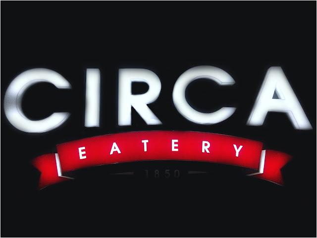 Circa Eatery 1850