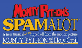 Spamalot at THE BLACK BOX - 3 shows - Oct 27, 28, 29
