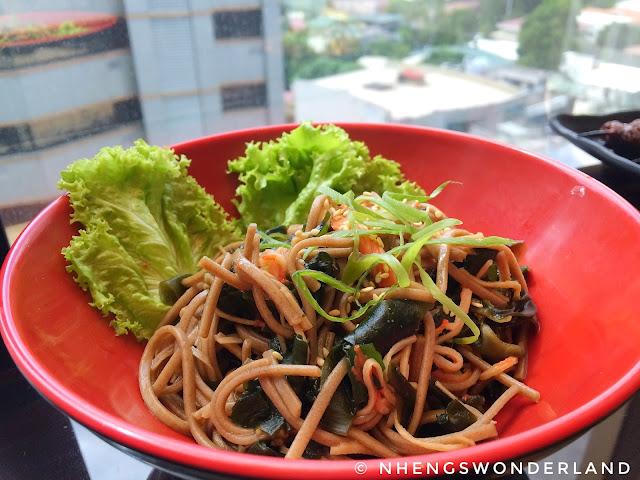 Spice Cafe - Cold Soba Noodle