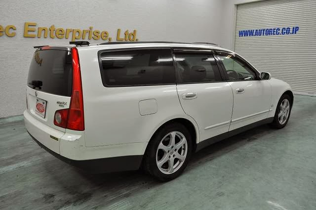 2001 Nissan Stagea 250T RX Four 4WD to Finland